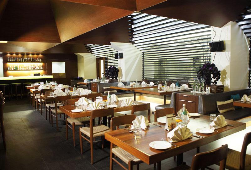 Royal Garden Restaurant Juhu
